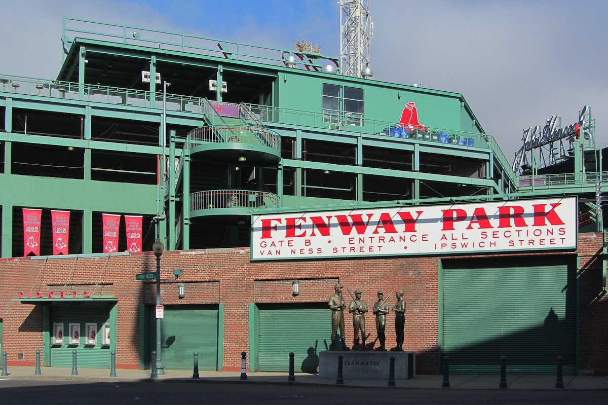 Fenway photo uploaded by Robert Linsdell on flickr