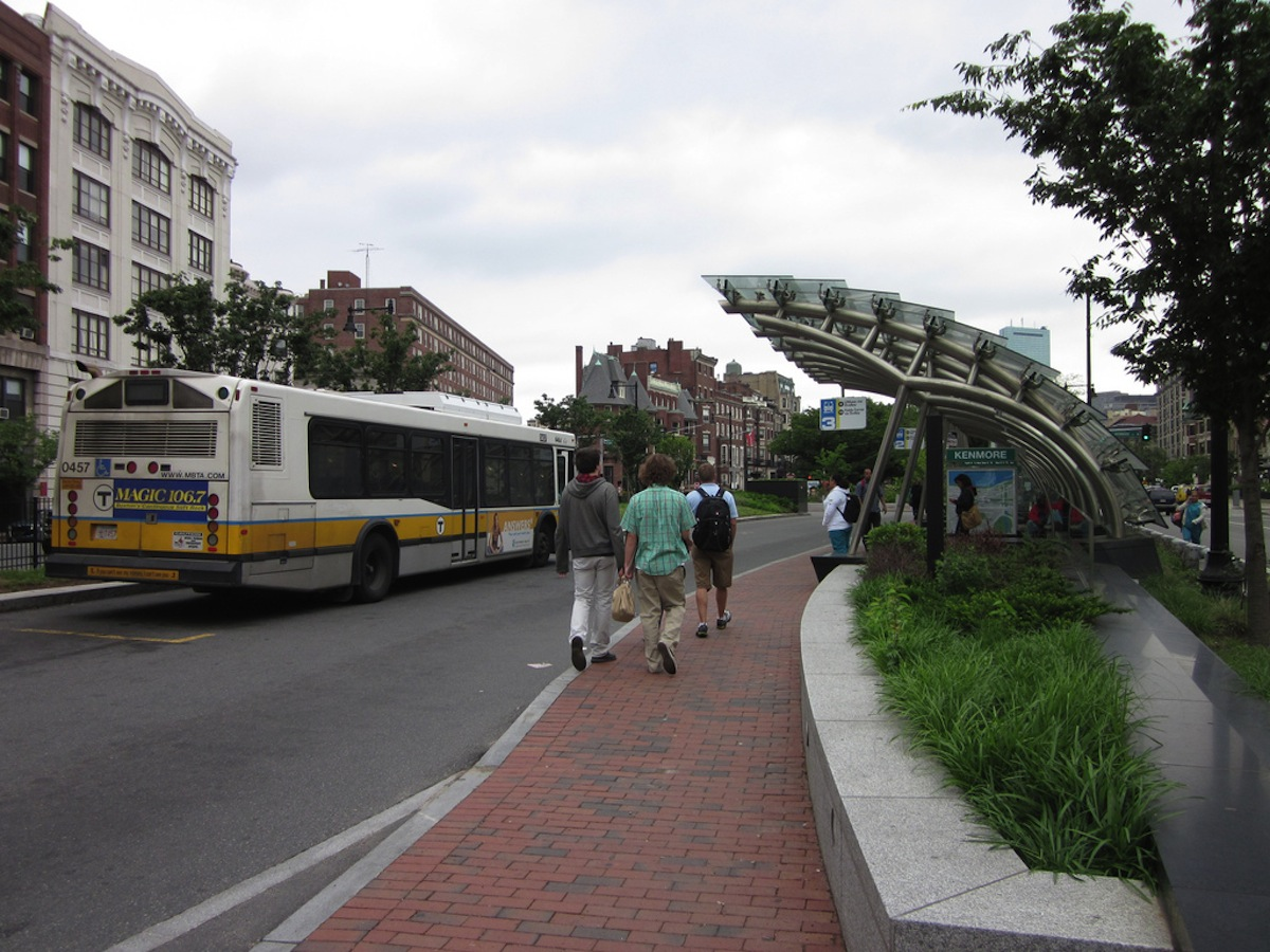 Kenmore Square photo Uploaded by NabeWise on Flickr