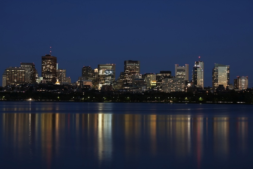 Boston skyline by Rene Schwietzke on Flickr
