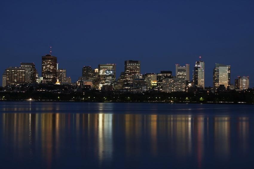 Boston skyline by Rene Schwietzke on Flickr