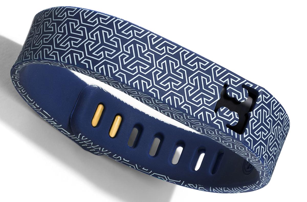 Tory Burch Fitbit Bracelet Is A Fitbit Accessory