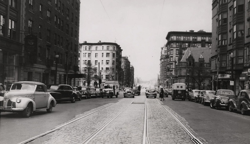 It has always been hard to find parking. By City of Boston Archives on Flickr
