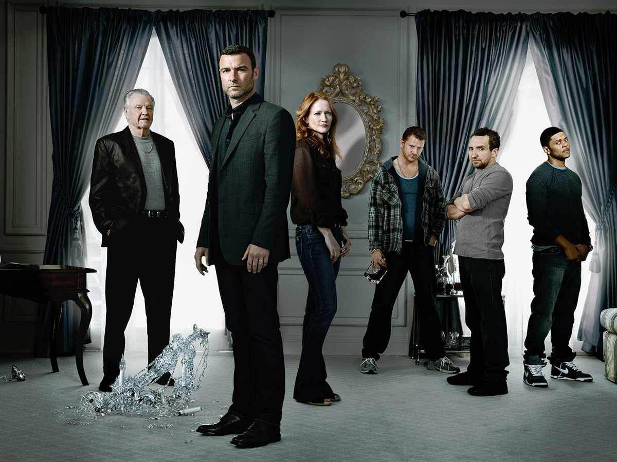 ray donovan cast showtime