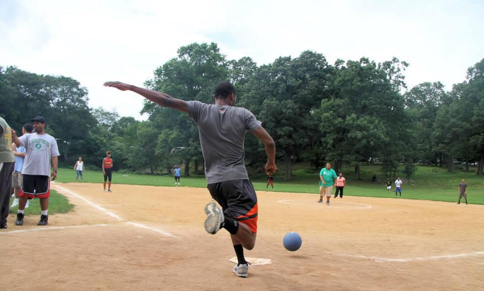 roy kickball
