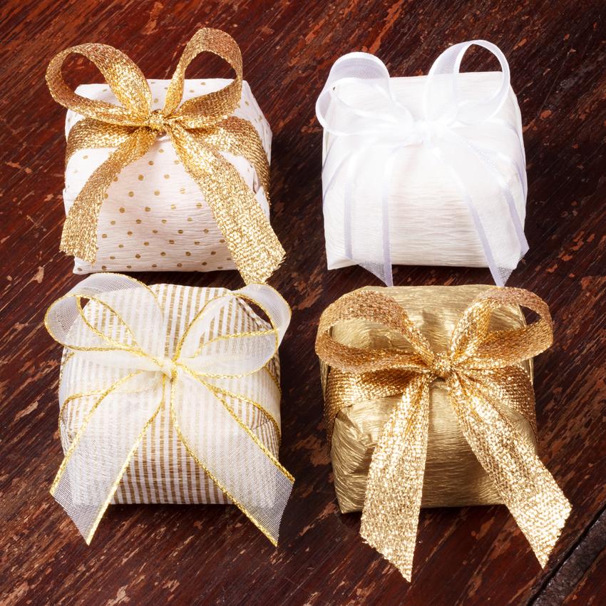 Wedding gift photo via Shutterstock