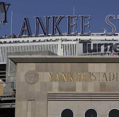 Yankee Stadium Funding Baseball