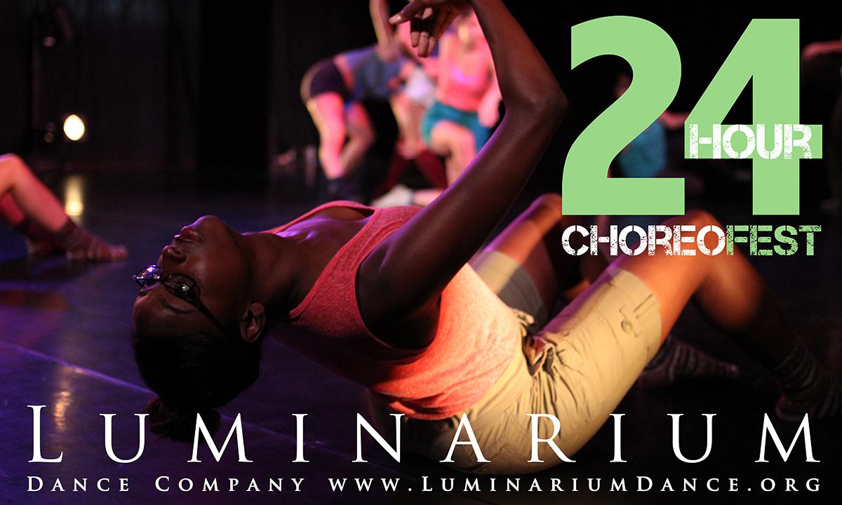 24-hour choreofest