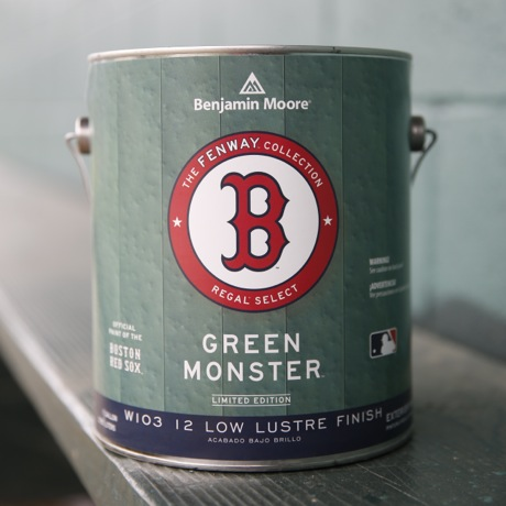 Benjamin Moore Introduces The Fenway Collection Boston