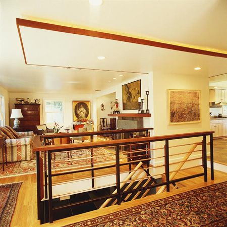 Sean Stewart designed this home in Jamaica Plain.