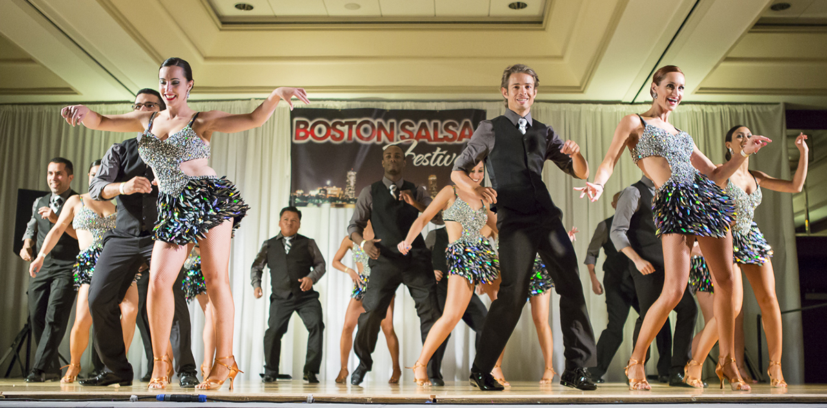 boston salsa fest