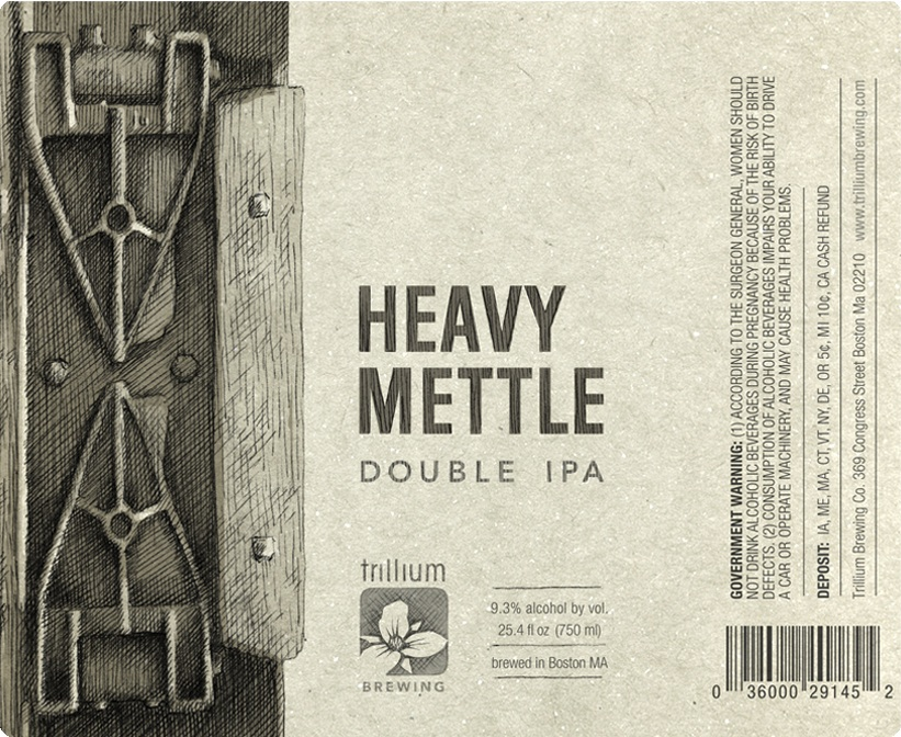 heavy mettle