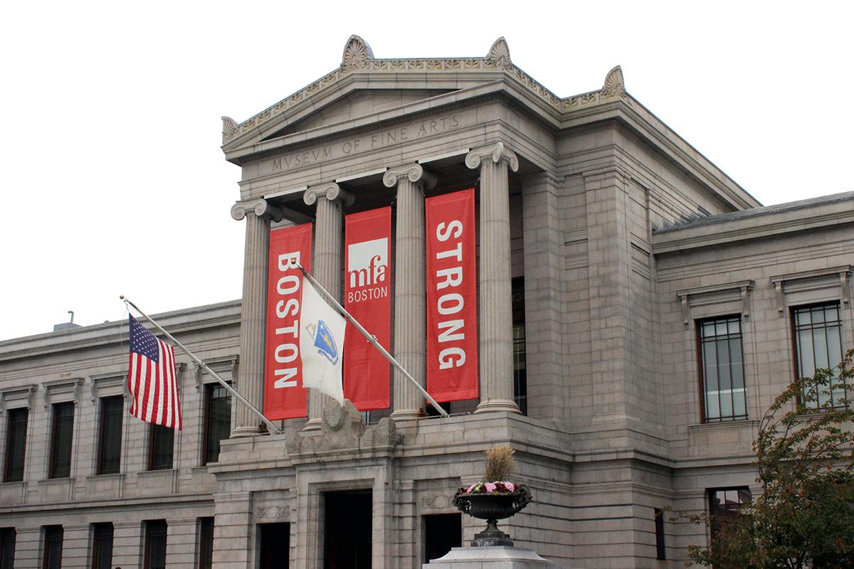 mfa boston strong banners
