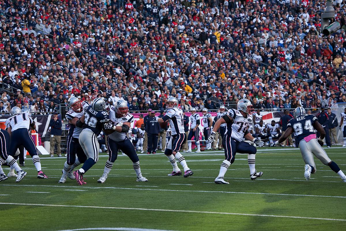 Patriots game