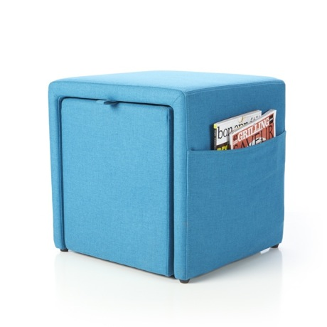 Super 10 Stylish Storage Ottomans To Upgrade Your Space Pabps2019 Chair Design Images Pabps2019Com