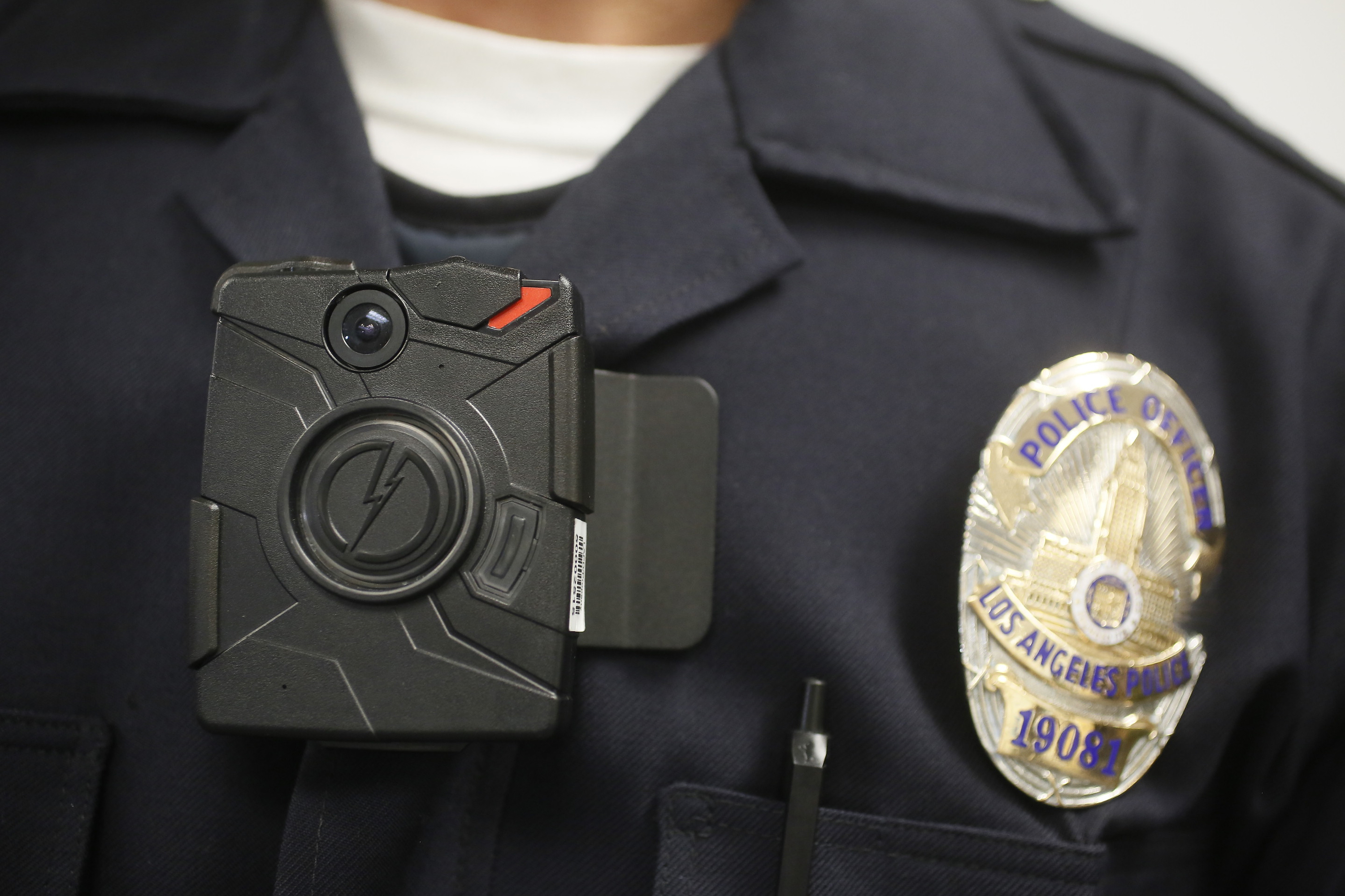 Should Boston Police Officers Wear Body Cameras?