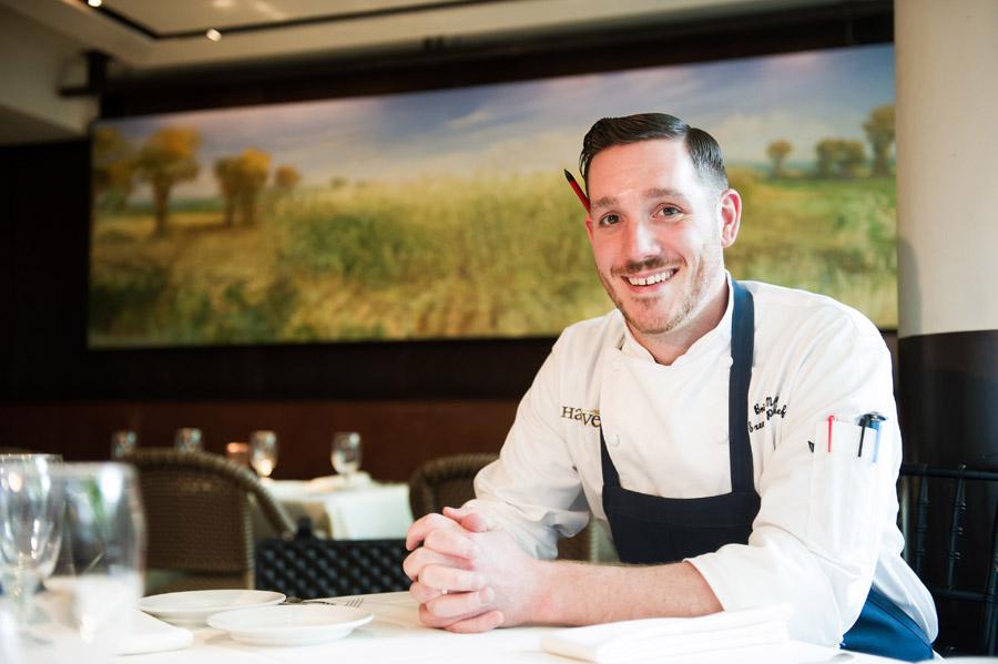 Pastry Chef Brian Mercury