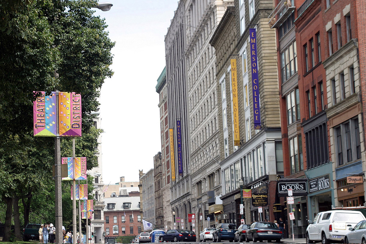 Image result for emerson college
