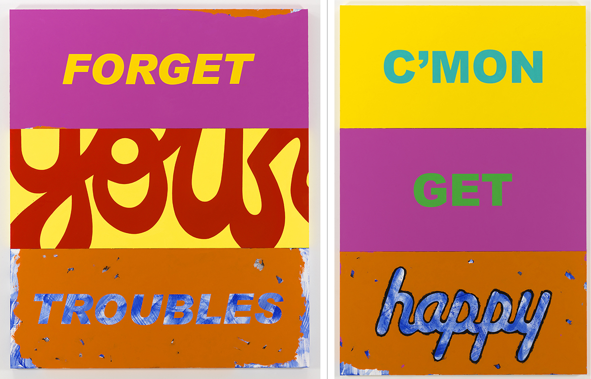 Forget Your Troubles, C'mon Get Happy