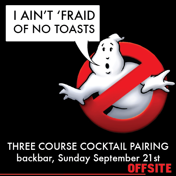 ghostbusters cocktail