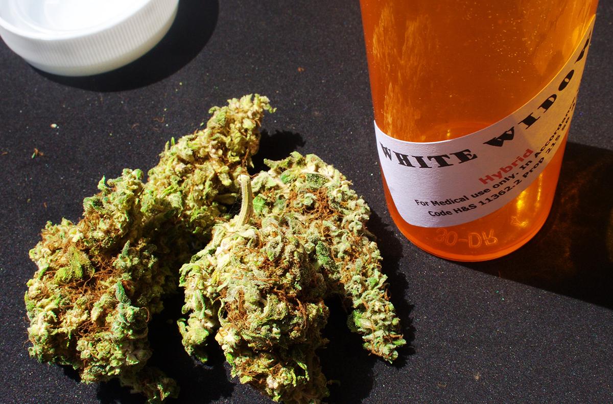 Medical Marijuana Photo uploaded by EggRole on Flickr