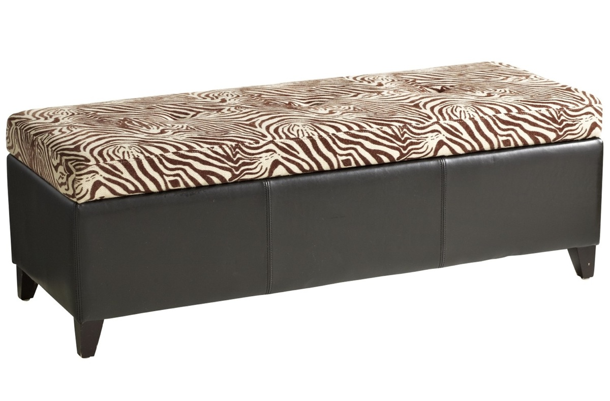10 Stylish Storage Ottomans To Upgrade Your Space