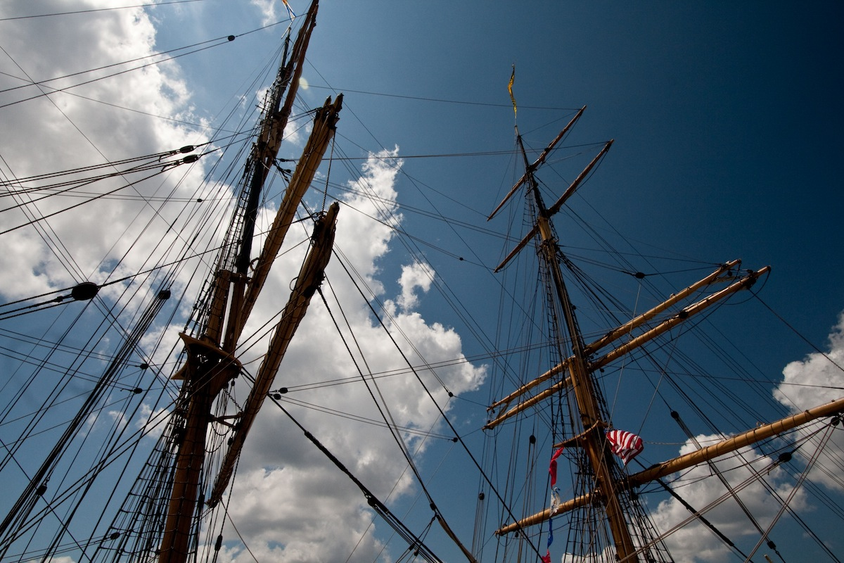 Tall Ships photo Uploaded by Andrew Malone on Flickr