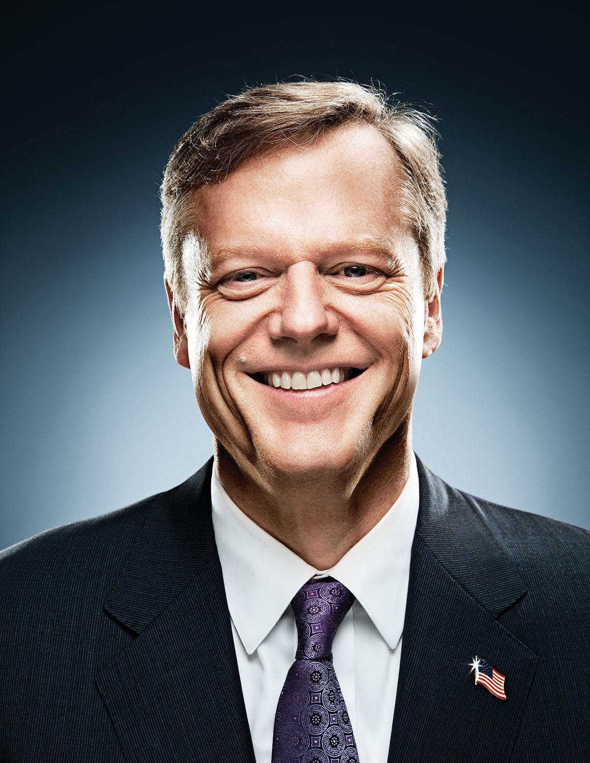 Charlie Baker Boston Magazine - Governor of massachusetts