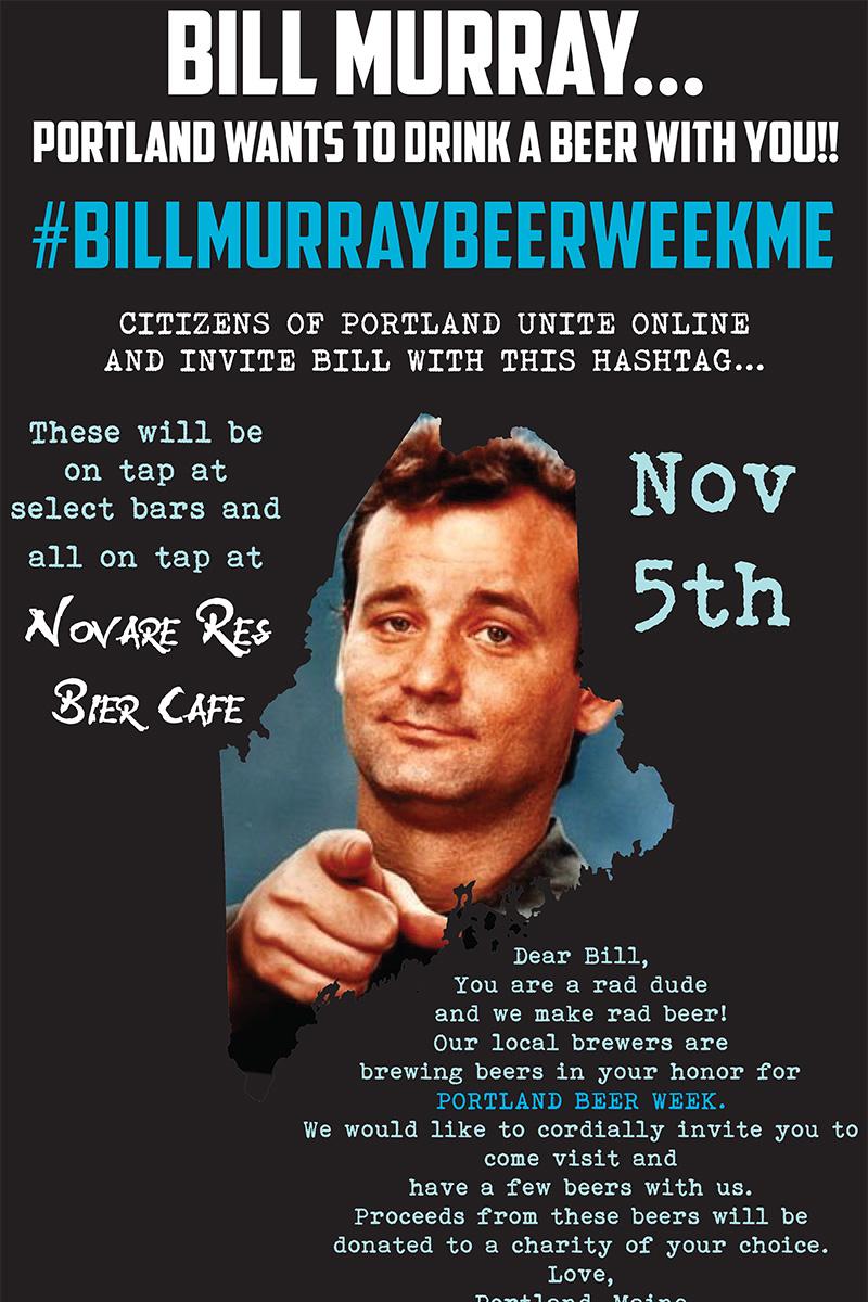 BillMurrayBeerWeek