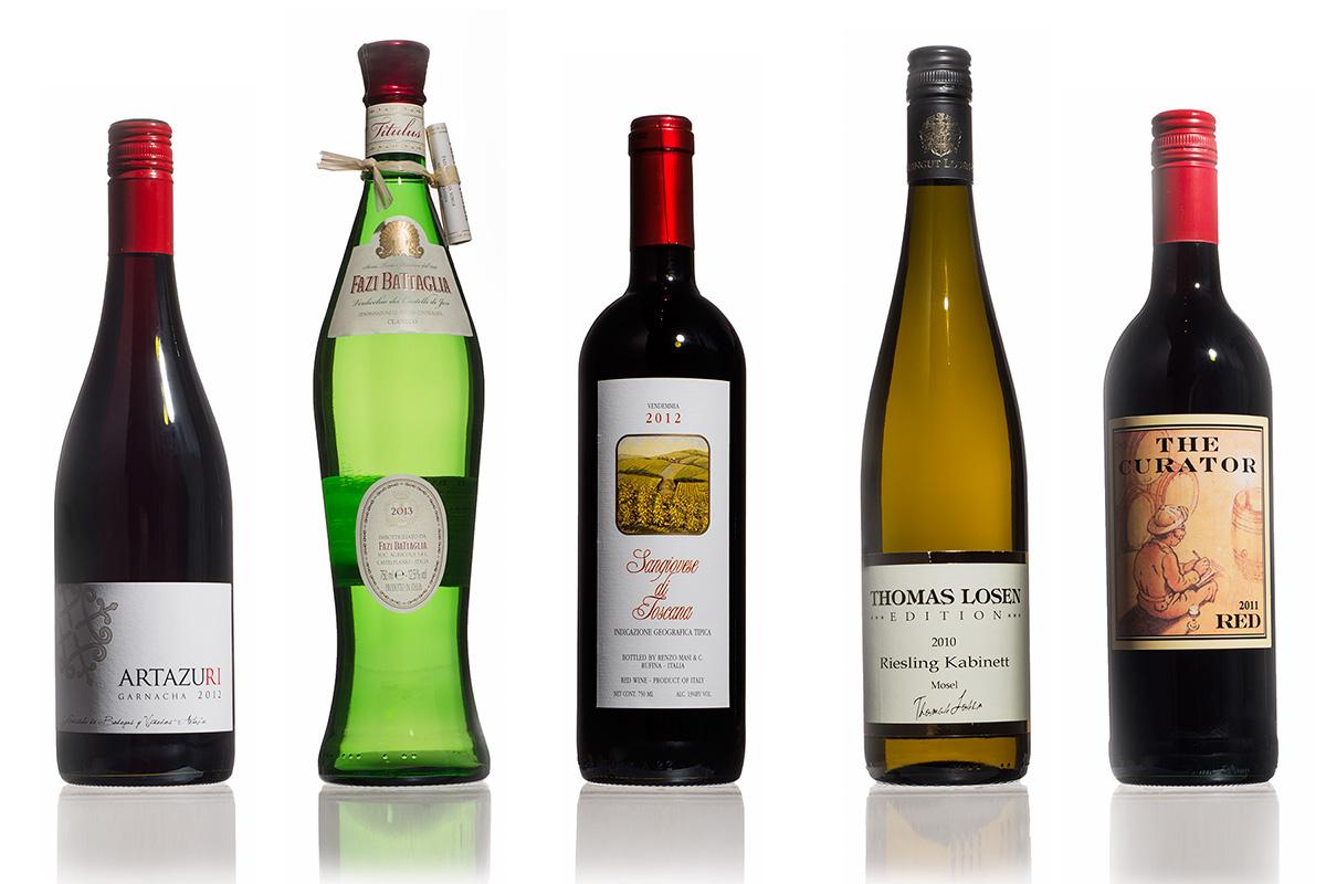 cheap wine