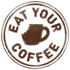 eat coffee logo