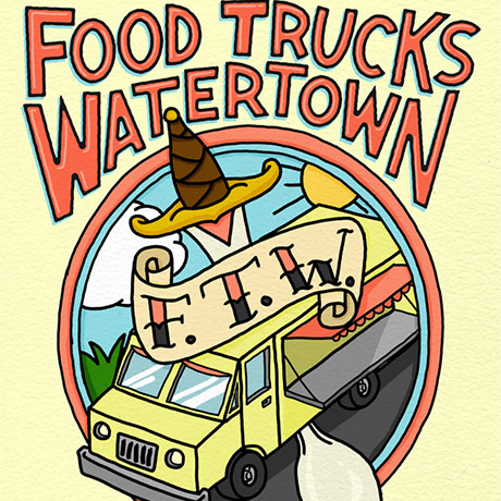 food truck square