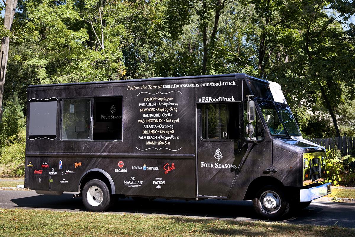 four season food truck