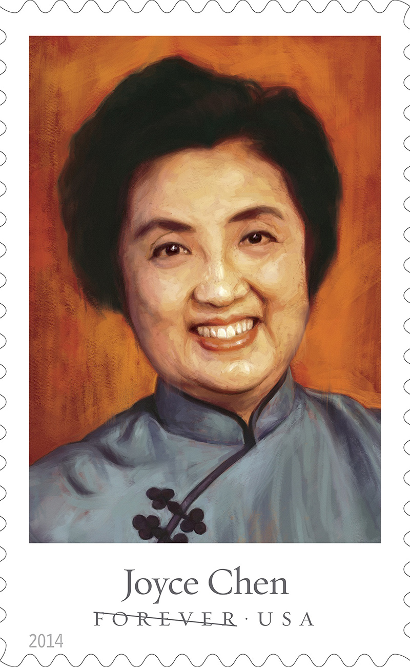 joyce chen stamp