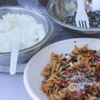 pasta square