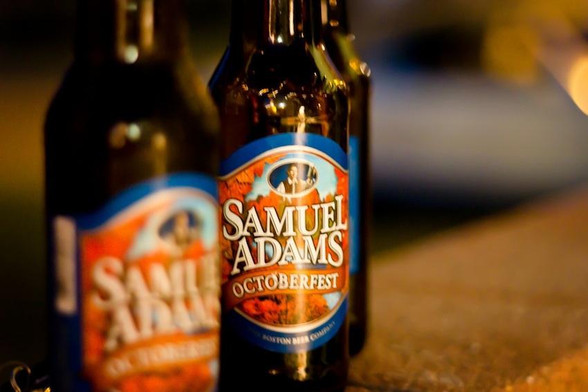 Sam Adams image by Bruce Martin on Flickr
