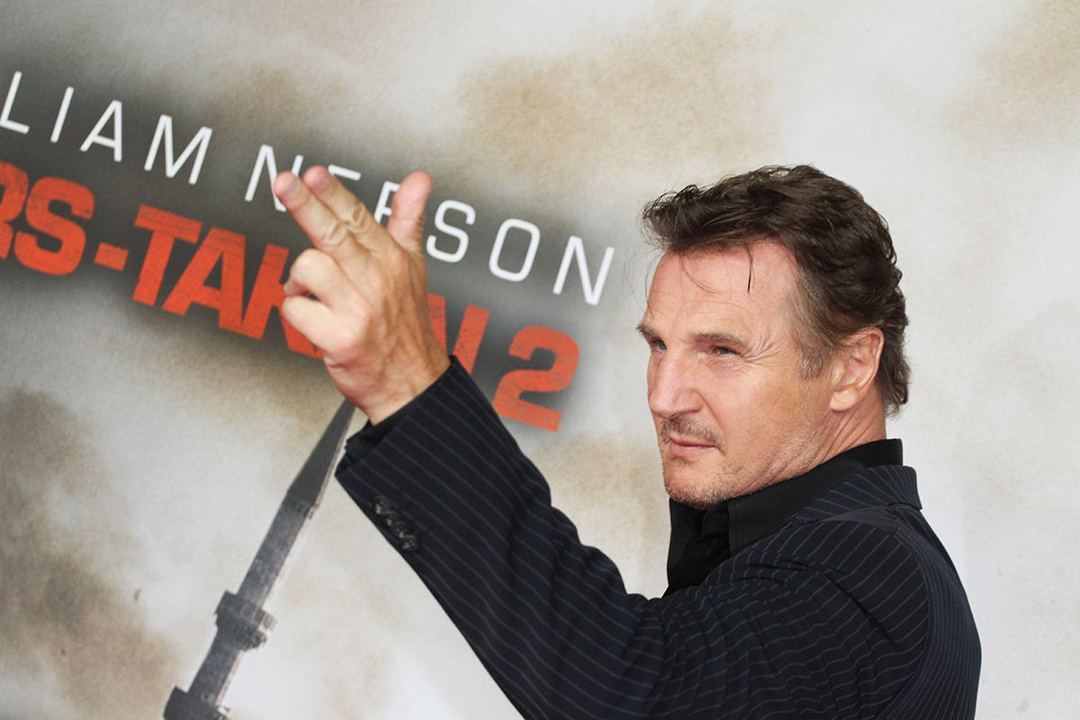 liam neeson ted 2