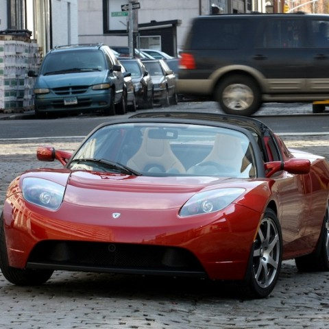 Test Drive Tesla Roadster