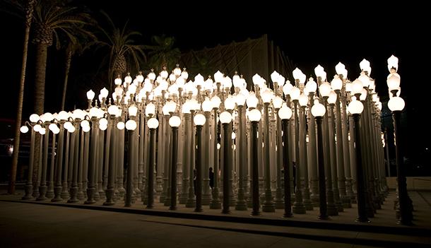 urban light lacma