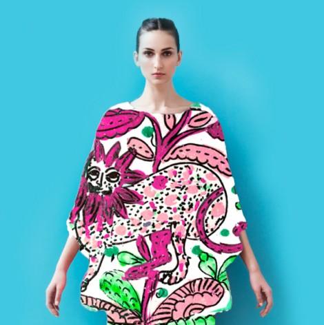 Carla Fernandez Fashion Event