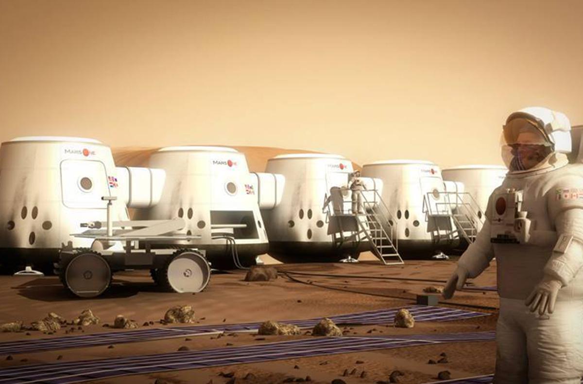 Image via Mars One on Facebook