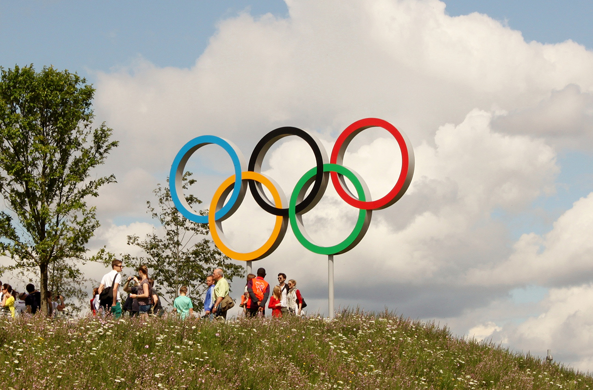 Olympics Games photo uploaded by Alistair Ross on Flickr
