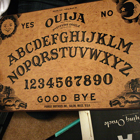 Ouija Board Expert Robert Murch Will Talk About Game S