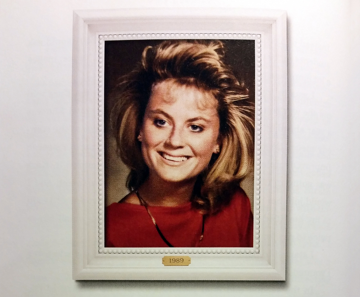 amy poehler yes please 1989 photo