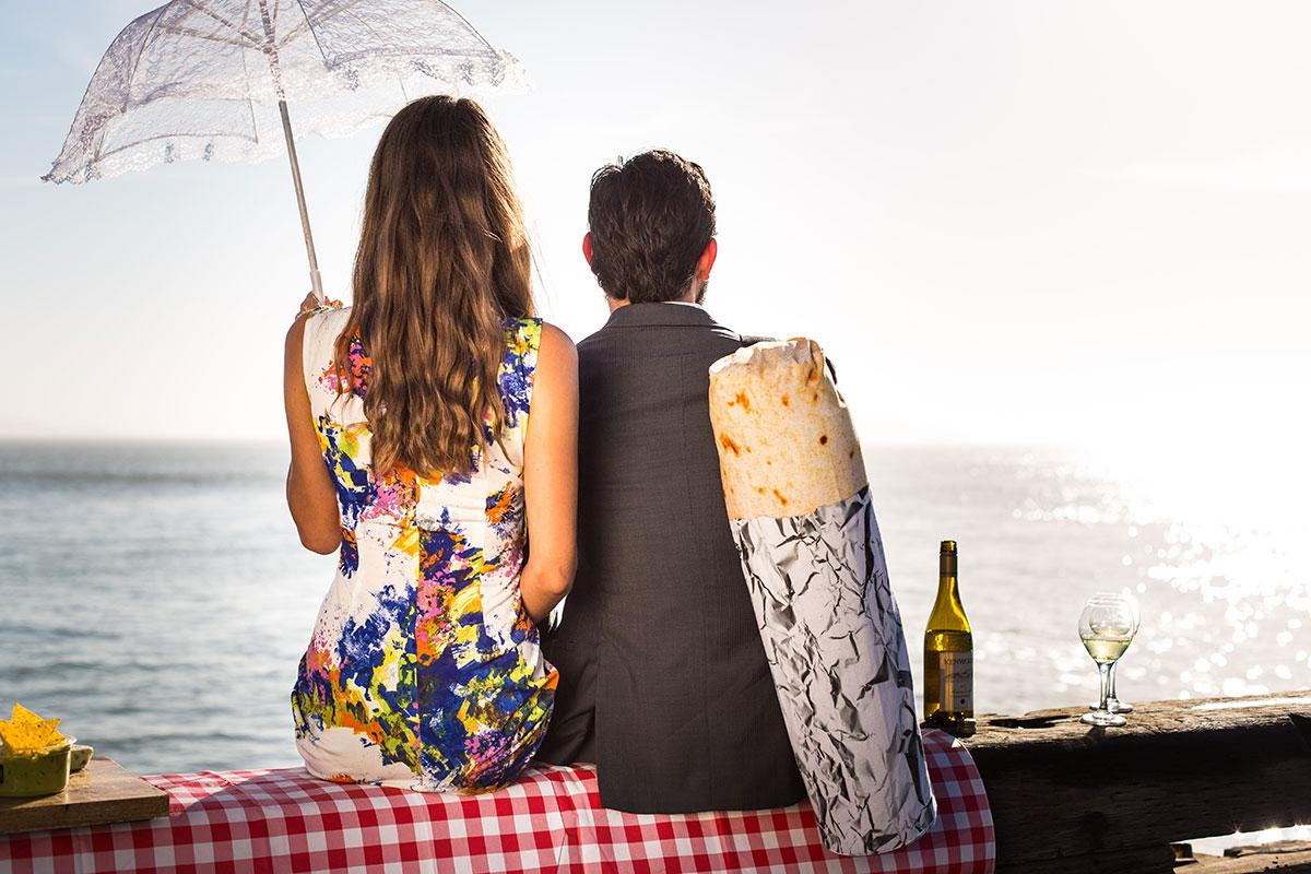 Burrito yogabag image provided to bostonmagazine.com from Brogamats.