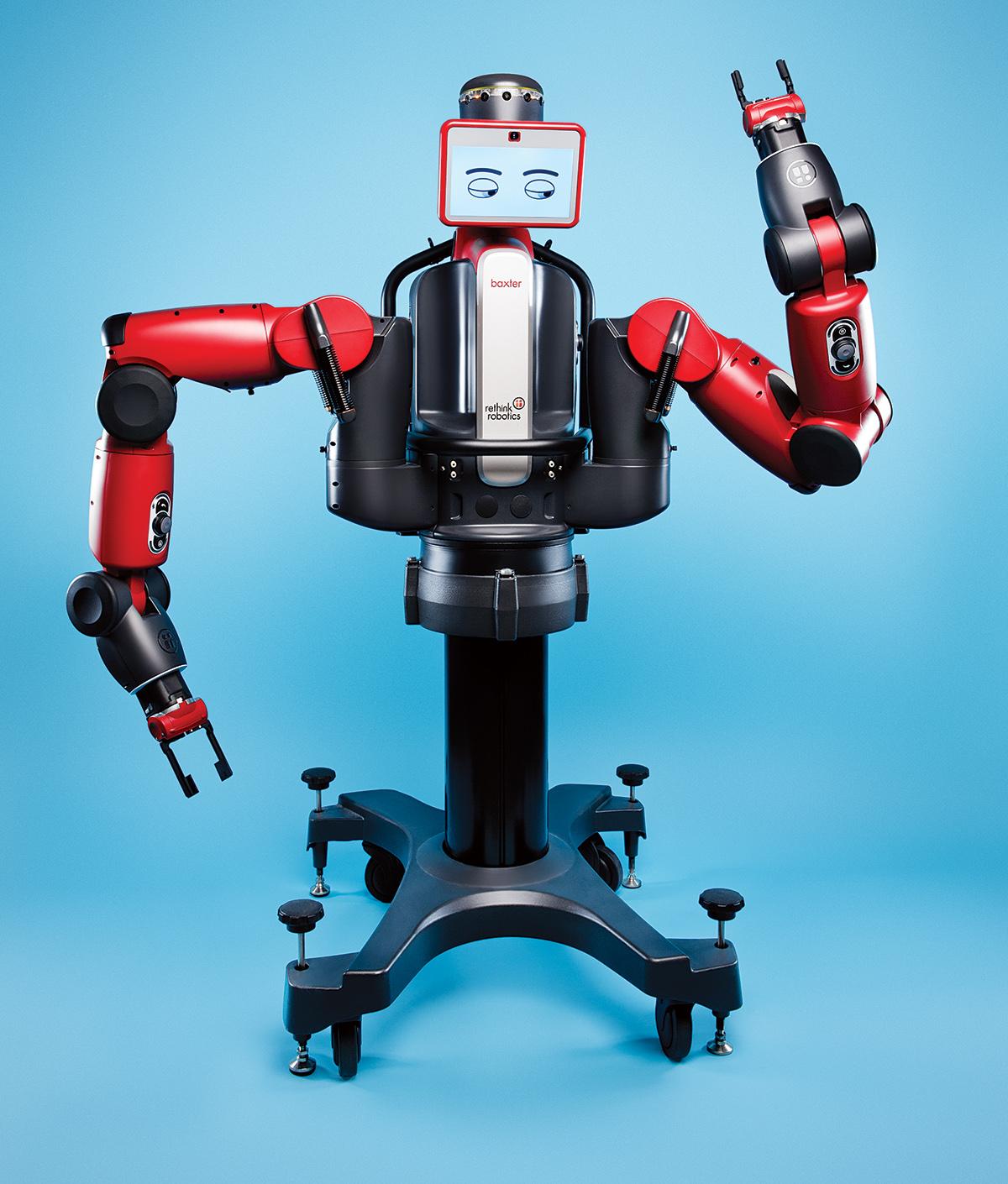 rodney brooks robots