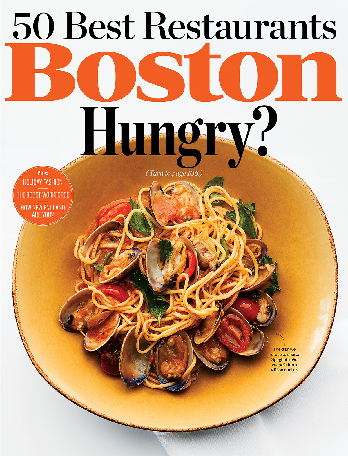 50 best restaurants in boston