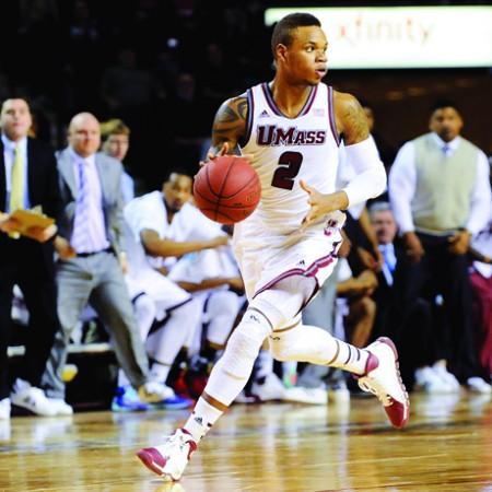 NCAA Basketball 2014: Fordham vs Massachusetts JAN 26