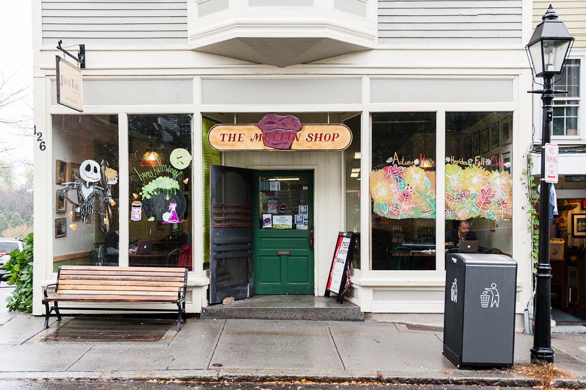 muffin shop