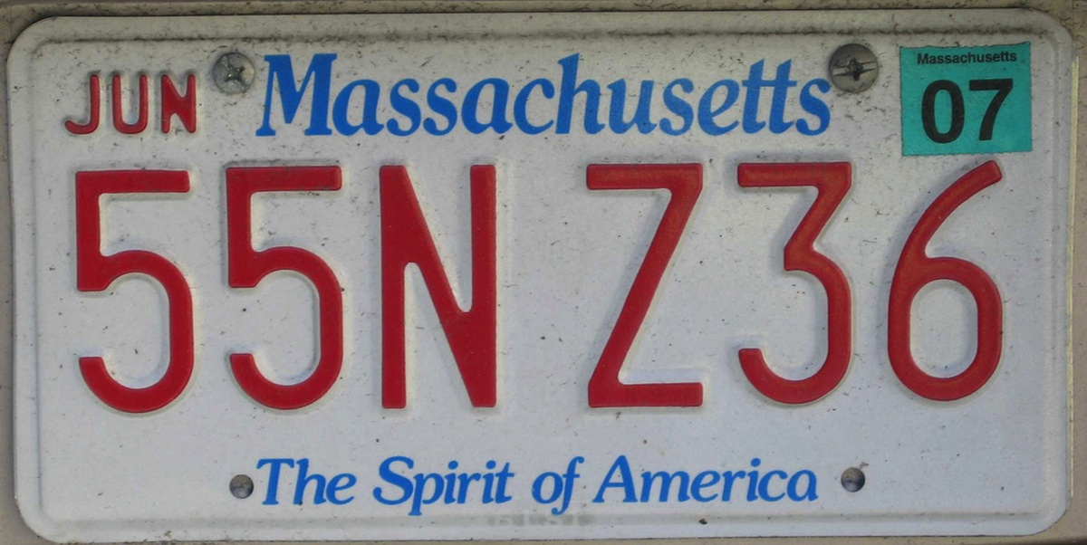 Ez Id Wants To Replace License Plate Numbers With Symbols