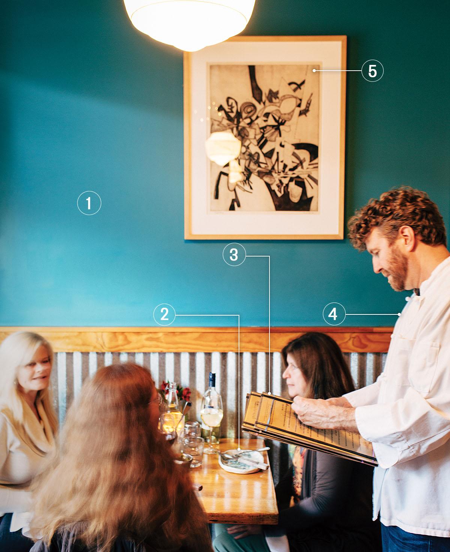 inside the best restaurants in boston